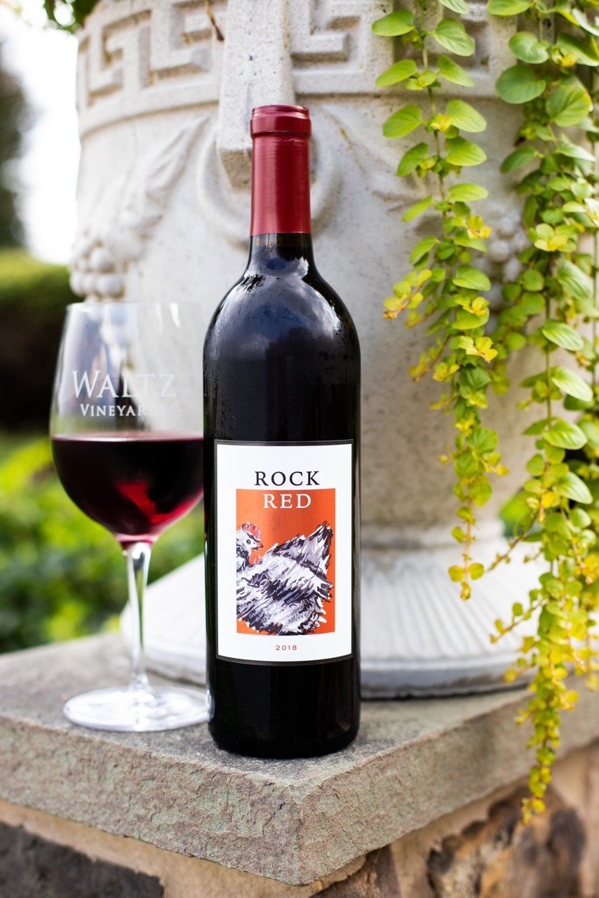 Product Image for Rock Red 2018
